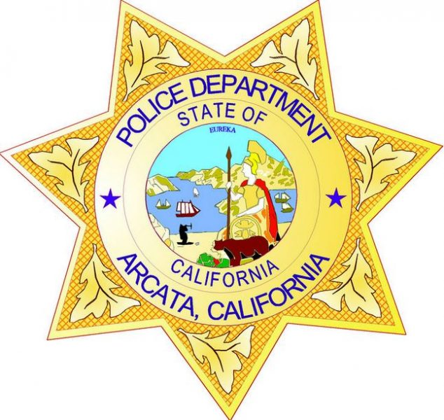 Arcata police badge