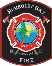 Humboldt Bay Fire Department HBF Eureka