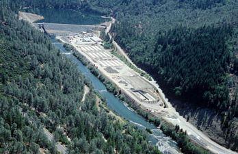 Lewiston Dam