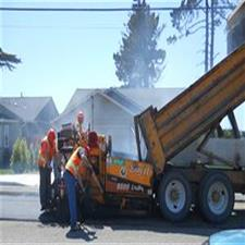 Humboldt county roads paving