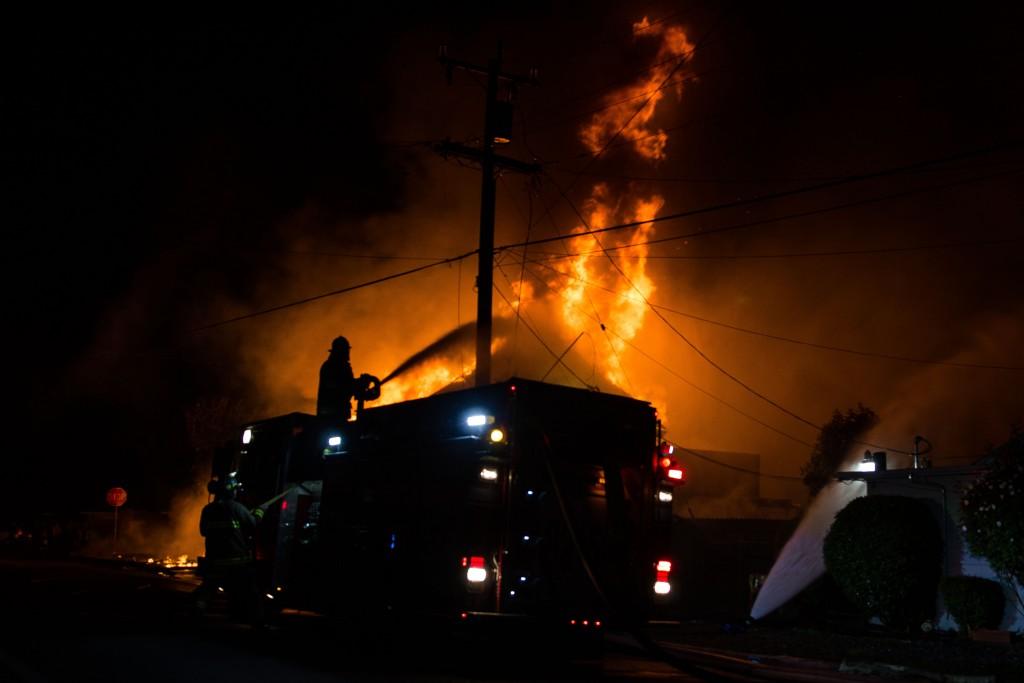 Arcata Fire