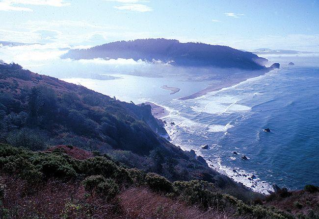 http://commons.wikimedia.org/wiki/File:Klamath_river_estuary.jpg