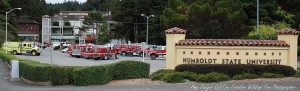 HSU and fire engines