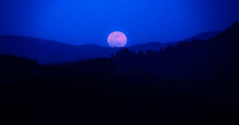 Humboldt full moon