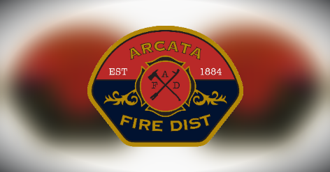 Arcata Fire District AFD Blur