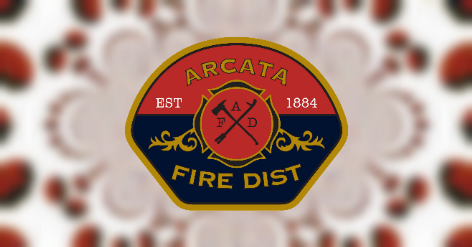 Arcata Fire District AFD Kaleidoscope