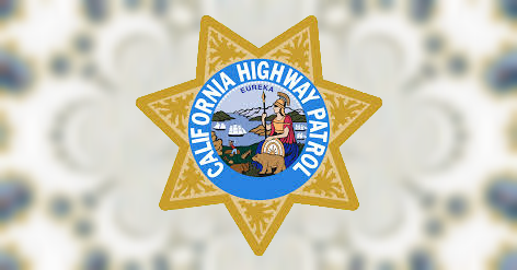 CHP California Highway Patrol Kaleidoscope