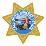 CHP California Highway Patrol badge