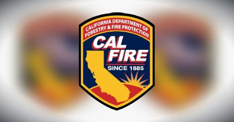 Cal Fire CDF Blur