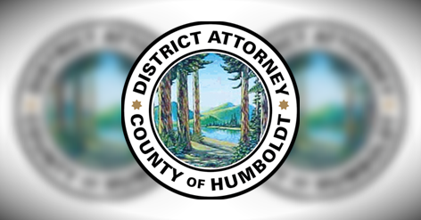 Humboldt District Attorney DA Blur