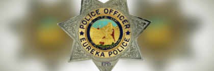 EPD Eureka Police Department Blur