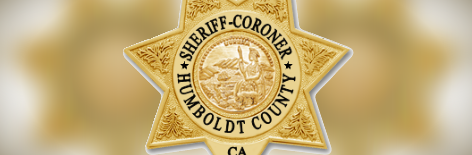 Humboldt COunty sheriff badge