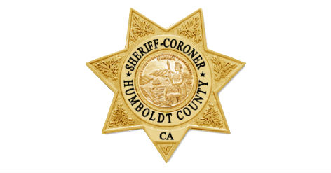 Sheriff badge Humboldt County