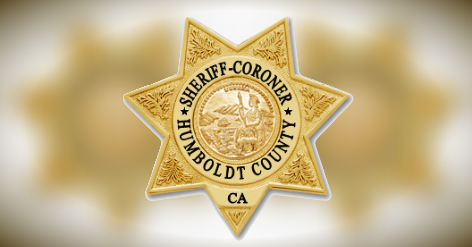 HCSO Humboldt County Sheriff's Office Blur