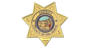 Del Norte County Sheriff's Office badge