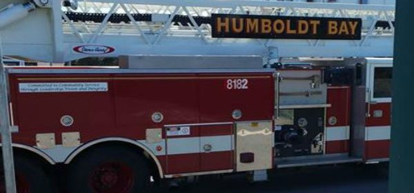Humboldt Bay Fire