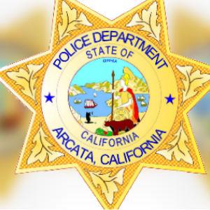 Arcata Police Square Badge
