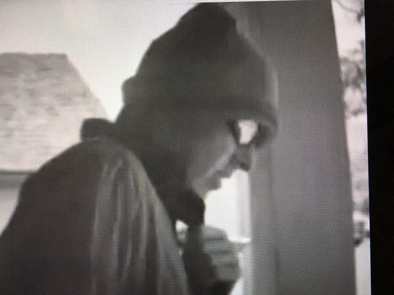 Umpqua Bank Suspect
