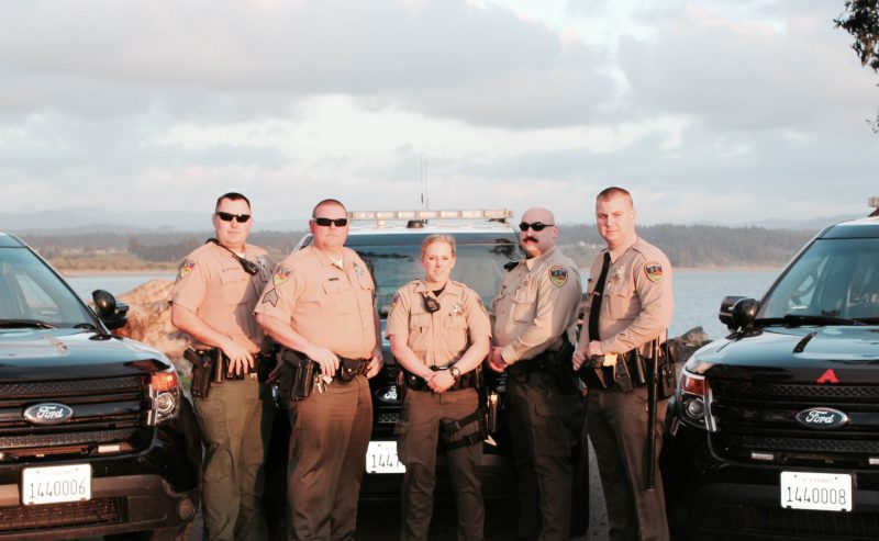Williams crew: Humboldt County Sheriff's Deputies