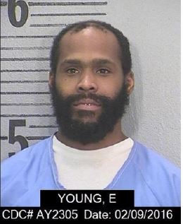 Escaped Inmate E. Young