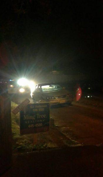 Impala: evidence in crime scene