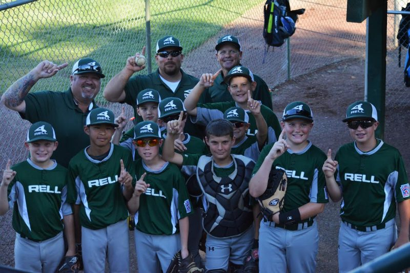 Redwood league all stars 11 year olds 2016