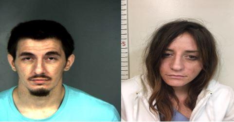 Francisco Javier James (Age 27) and Samantha Ann James (Moreno) (Age 26).