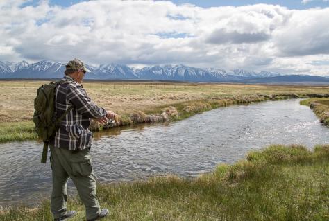 Fisherman Photo from CA DFW