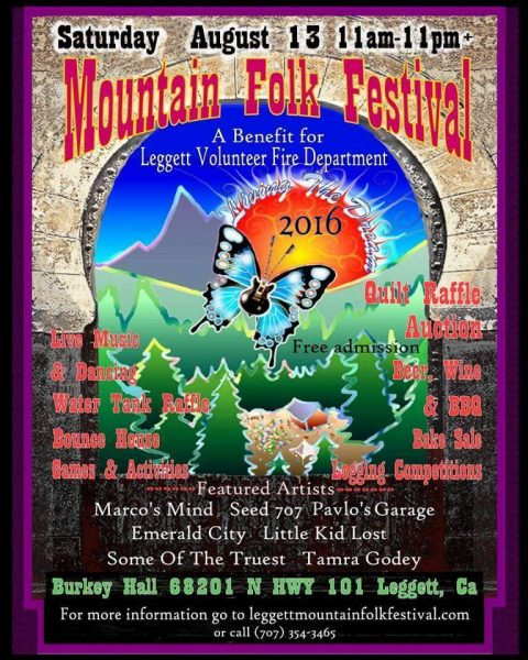 Mountain Folk Festival 2016