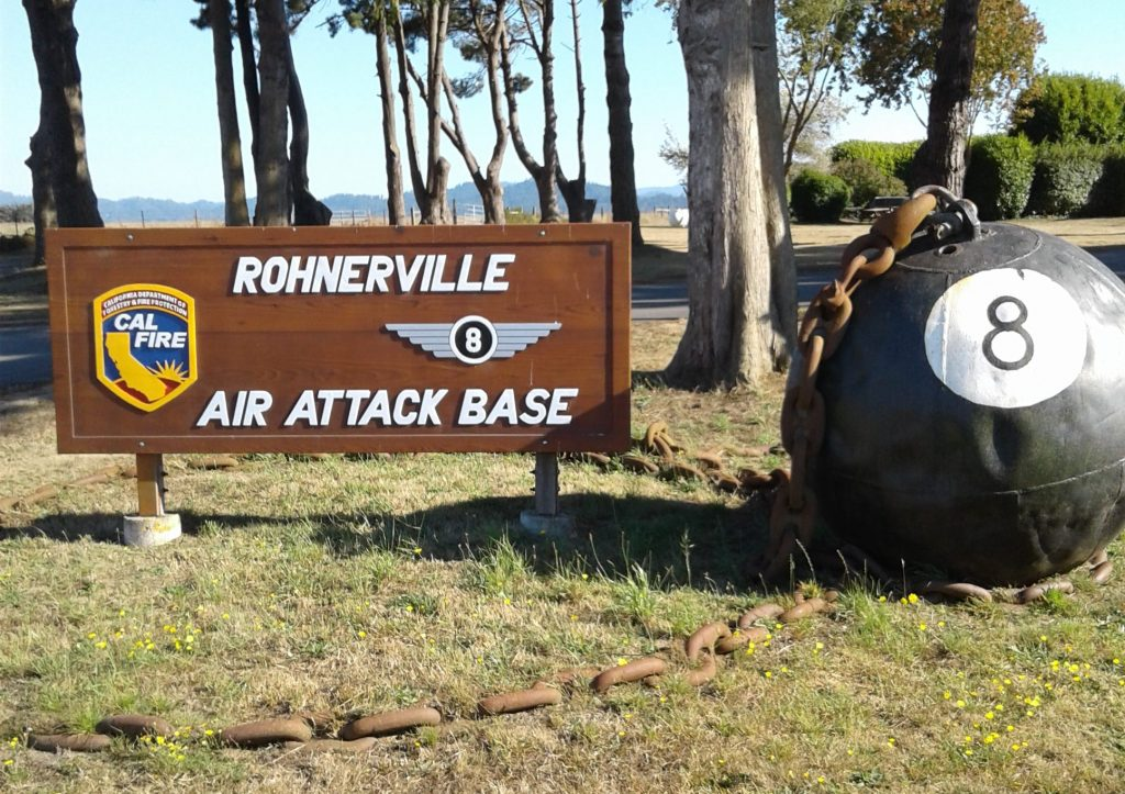 Rohnerville Air Attack Base