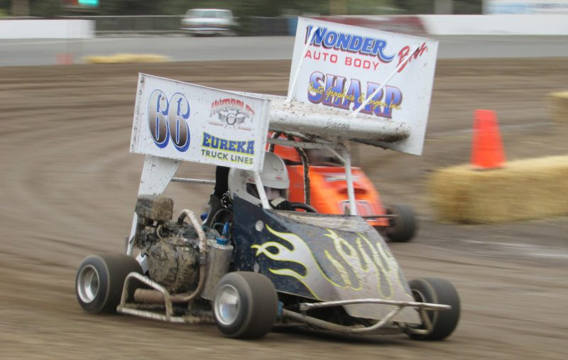 Beginner Box Stock main event winner, #66 Jacob Boldway [Photo provided with press release]