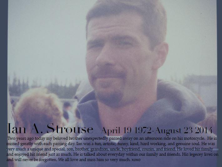 Ian Strouse