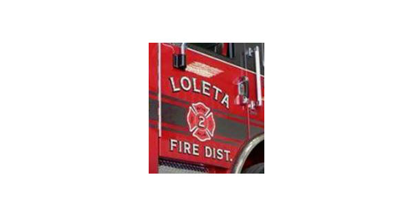 Loleta fire feature