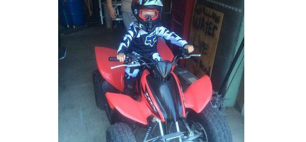 kid's quad