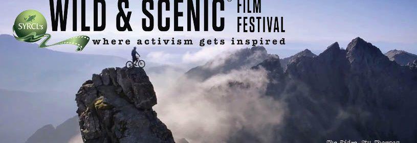 Wild and Scenic film festival poster