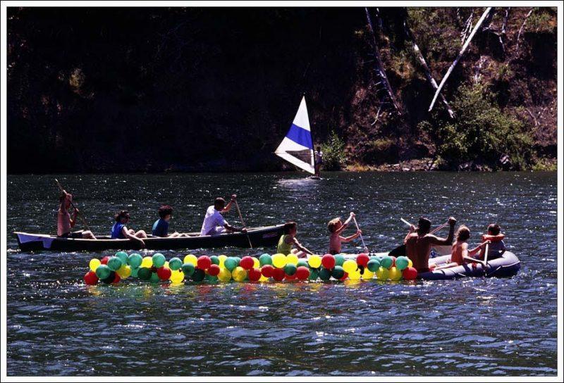 Benbow Lake Kim sallaway