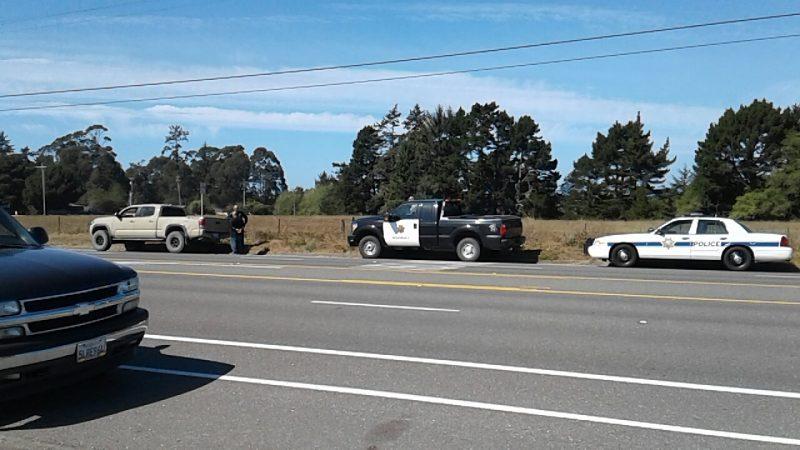 Arrest in McKinleyville