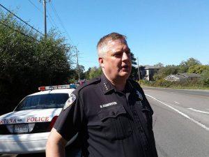 Chief of Police. William Dobberstein.