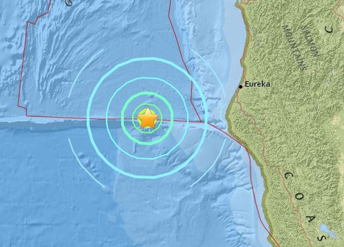 5.6 quake westcoast