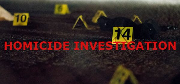 Homicide investigation Feature Icon