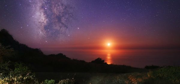 Usau beach Mendocino County by Christina Lombardi
