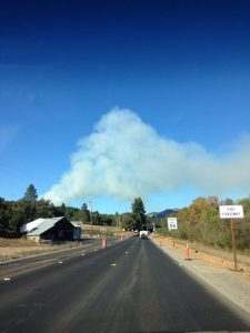 Willits Fire