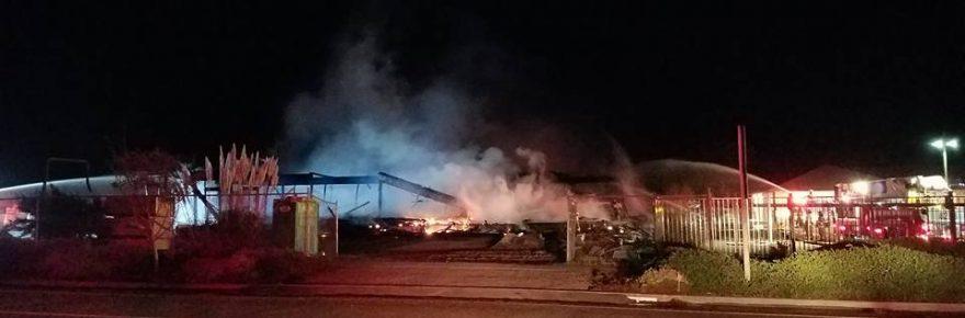 McKinleyville Fire
