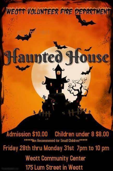 Haunted House Weott