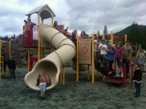 Leggett Valley School