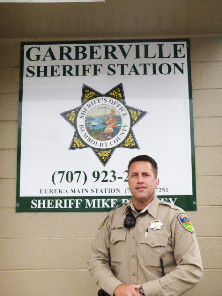 Humboldt County Sheriff Deputy Melendy