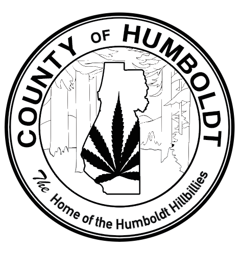 Humboldt Hillbillies county seal