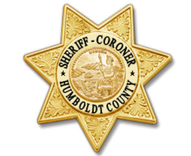 Humboldt County Sheriff badge