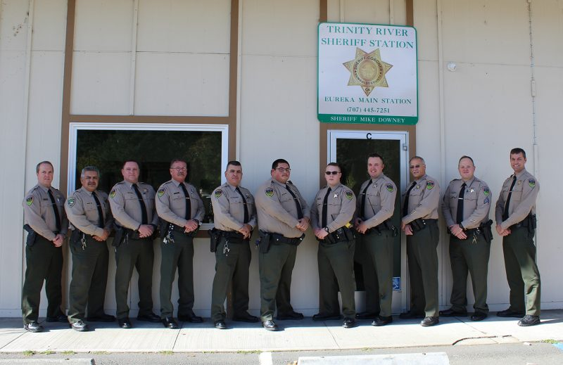 Humboldt Co Sheriff's Office Opens Willow Creek station