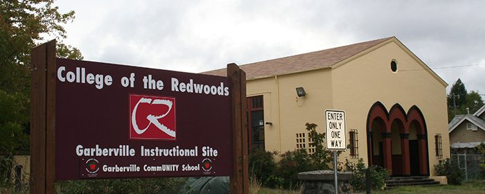College of the Redwoods Garberville From